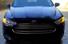 Ford Fusion 2013 SE Blue for sale