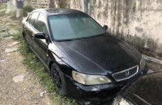 Clean used 2001 Honda Accord sedan for sale in Port Harcourt