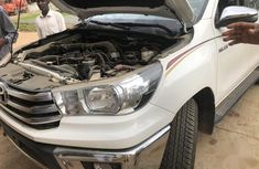 New Toyota Hilux 2019 White for sale