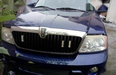 Selling blue 2006 Lincoln Navigator suv / crossover automatic in Sokoto