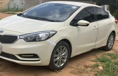 Kia Cerato 2013 White for sale