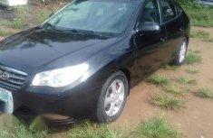 Hyundai Elantra 2009 1.6 GLS Black for sale