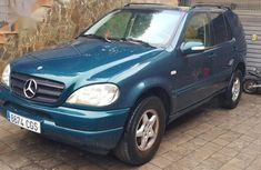 Mercedes-Benz MB100 2002 Green for sale