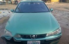 Peugeot 406 1999 Coupe Automatic Green for sale