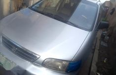Honda Shuttle 2000 2.3 Silver for sale