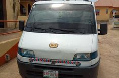 Sell well kept white 2001 Fiat Ducato pickup / truck at price ₦850,000