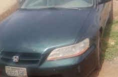 Honda Accord 1998 Coupe Green for sale