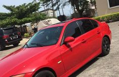 BMW 323i 2007 Red for sale