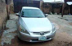 Honda Accord 2007 2.2i CTDi Sport Automatic Silver for sale