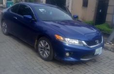 Used blue 2014 Honda Accord automatic at mileage 12,569 for sale