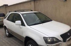 Lexus RX 2003 White for sale