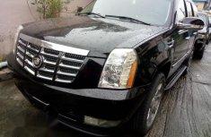 Cadillac Escarlade 2007 Black for sale