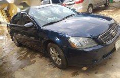 Nissan Altima 2006 2.5 Blue for sale
