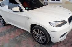 BMW X6 2014 White for sale