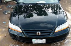 2001 Honda Accord automatic for sale at price ₦450,000