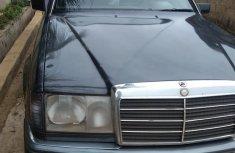 Mercedes-Benz 230E 1992 Black for sale