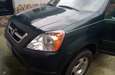 Very sharp neat 2003 Honda CR-V for sale in Uyo