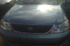 Need to sell cheap used blue 2000 Toyota Avalon automatic in Abuja