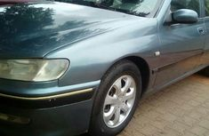Peugeot 406 2004 Blue for sale