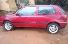 Best priced used 2002 Volkswagen Golf at mileage 124