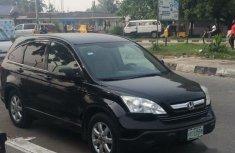 Black 2010 Honda CR-V for sale at price ₦2,500,000 in Ikeja