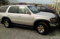 Neatly used 2001 Toyota 4-Runner for sale in Lagos