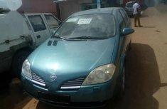 Nissan Primera 2003 Blue for sale