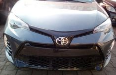 Need to sell high quality 2017 Toyota Corolla sedan automatic