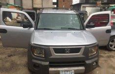Sell used 2004 Honda Element sedan automatic at price ₦650,000