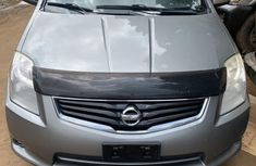 Nissan Sentra 2012 2.0 SL Silver for sale