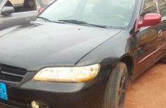 Sell used 2001 Honda Accord automatic in Lagos