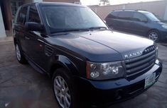Land Rover Range Rover Sport 2009 HSE 4x4 (4.4L 8cyl 6A) Black for sale