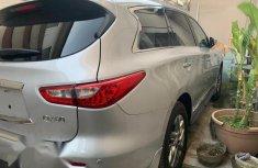 Infiniti QX 2015 Silver for sale