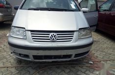 Volkswagen Sharan Automatic 2002 Silver for sale