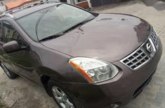Nissan Rogue 2008 SL Brown for sale