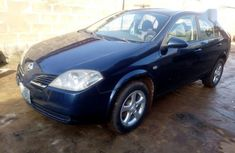 Nissan Primera 2005 1.8 Traveller Blue