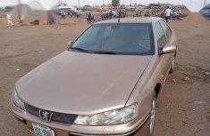 Peugeot 406 2004 Gold for sale