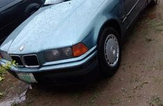 BMW 323i 1996 Green for sale