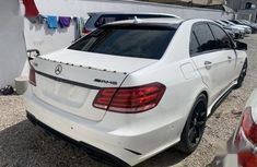 2012 Mercedes-Benz E63 automatic for sale at price ₦5,500,000 in Lagos
