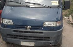 Best priced used blue 2005 Peugeot Boxer van  manual