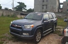 Sell blue 2010 Toyota 4-Runner automatic at price ₦9,500,000 in Lagos