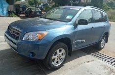 Toyota RAV4 Limited 2008 Blue for sale