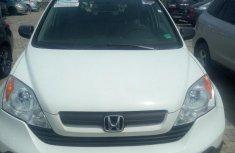 Honda CR-V 2.4 EX Automatic 2008 White for sale
