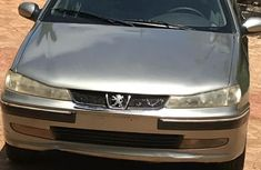 Sparkling used 2002 Peugeot 406 at mileage 66,000 in Nsukka at cheap price