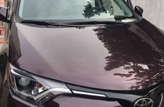 Best priced brown 2018 Toyota RAV4 automatic at mileage 23,500