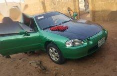 Sell well kept green 1994 Honda Civic manual at price ₦850,000