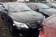 Foreign Used Toyota Camry LE 2008 Model Black for Sale