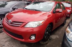 foreign Used 2010 Toyota Corolla