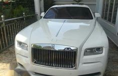 Rolls-Royce Ghost 2015 White for sale