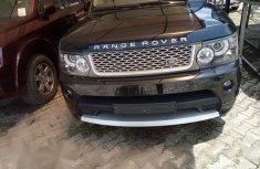 Land Rover Range Rover Sport 2006 Black for sale